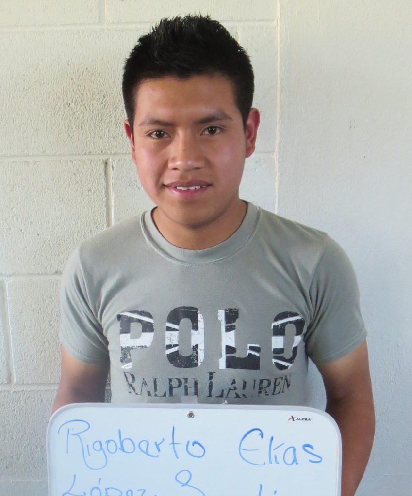 #30 Rigoberto Elias L. S.