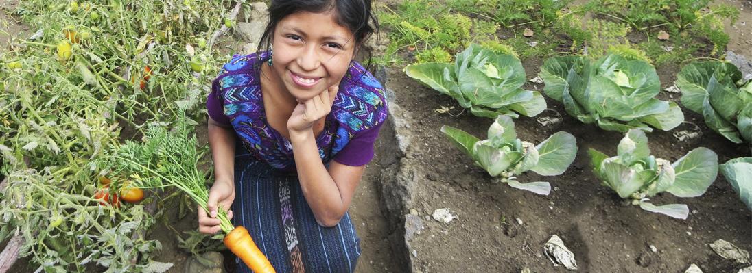 Garden & Nutrition Program